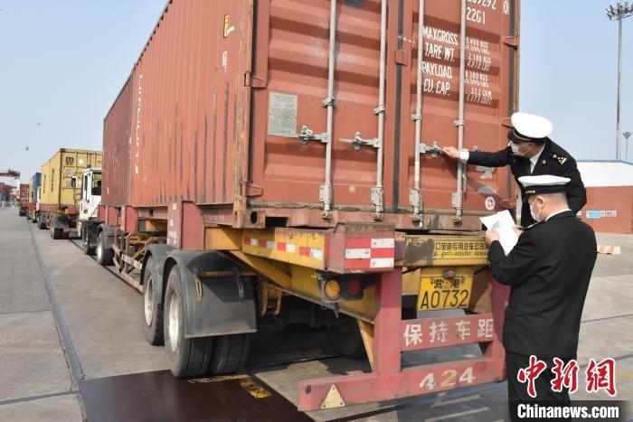 大连海关退运放射性超标锰矿276.3吨