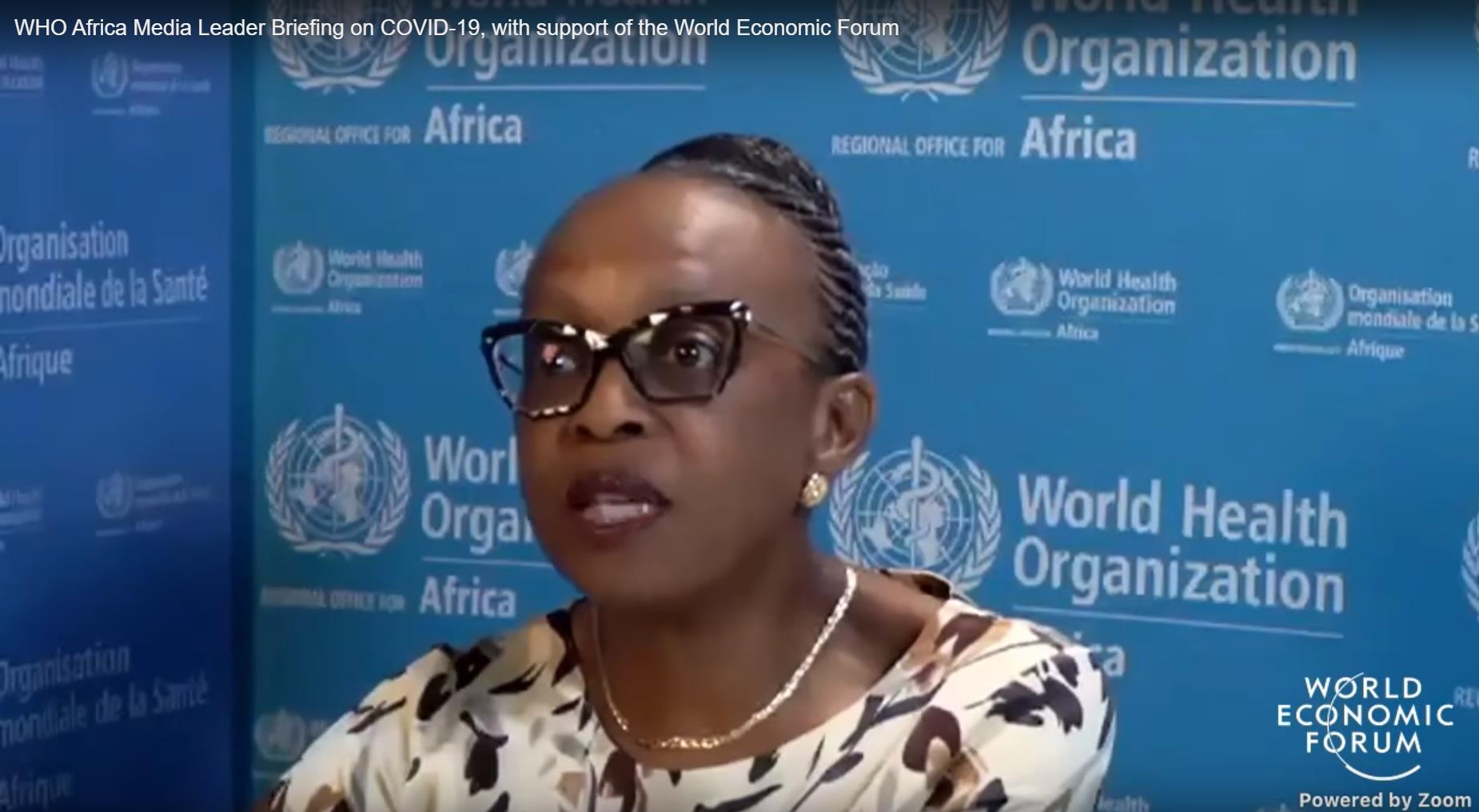 世卫组织:新冠肺炎疫情在非洲持续扩散 物资运输困难