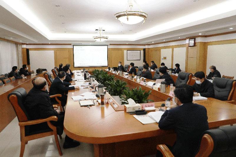 李宽端主持召开专题会议 研究东营市综合交通网中长期发展规划和现代物流业中长期发展规划