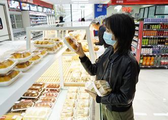 业态整合加速 烘焙坊进了京东便利店!