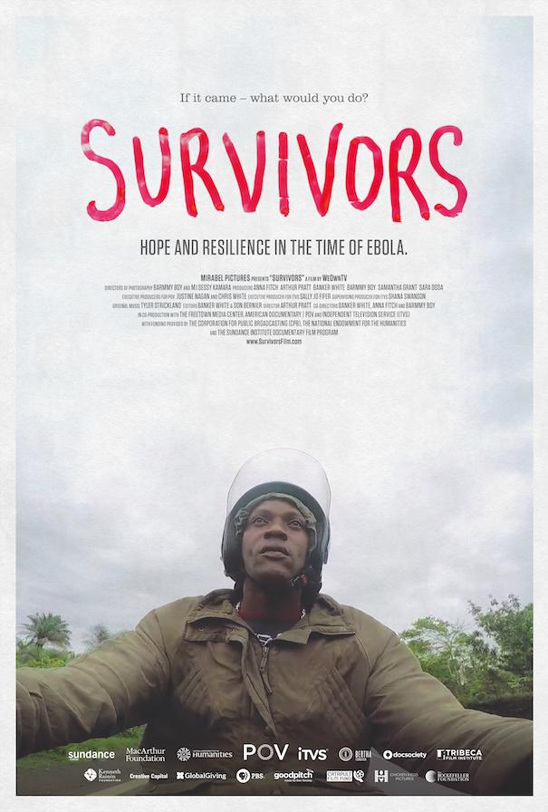 纪录片《幸存者》上线:抗击埃博拉疫情的非凡故事