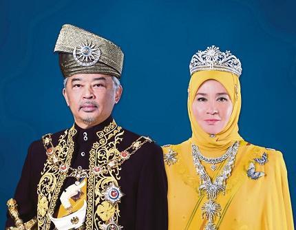 马来西亚最高元首夫妇结束14天自我隔离 确认未感染新冠肺炎