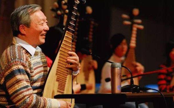 追忆琵琶演奏家刘德海:在艺术之坡上弹出快乐图片