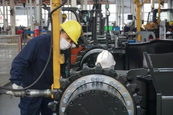 德媒:疫情之下中国企业努力重启图片