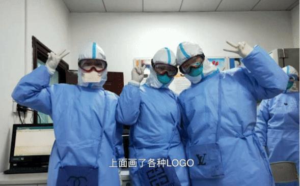 武汉发热门诊青年护士感人自述:我应该站出来图片