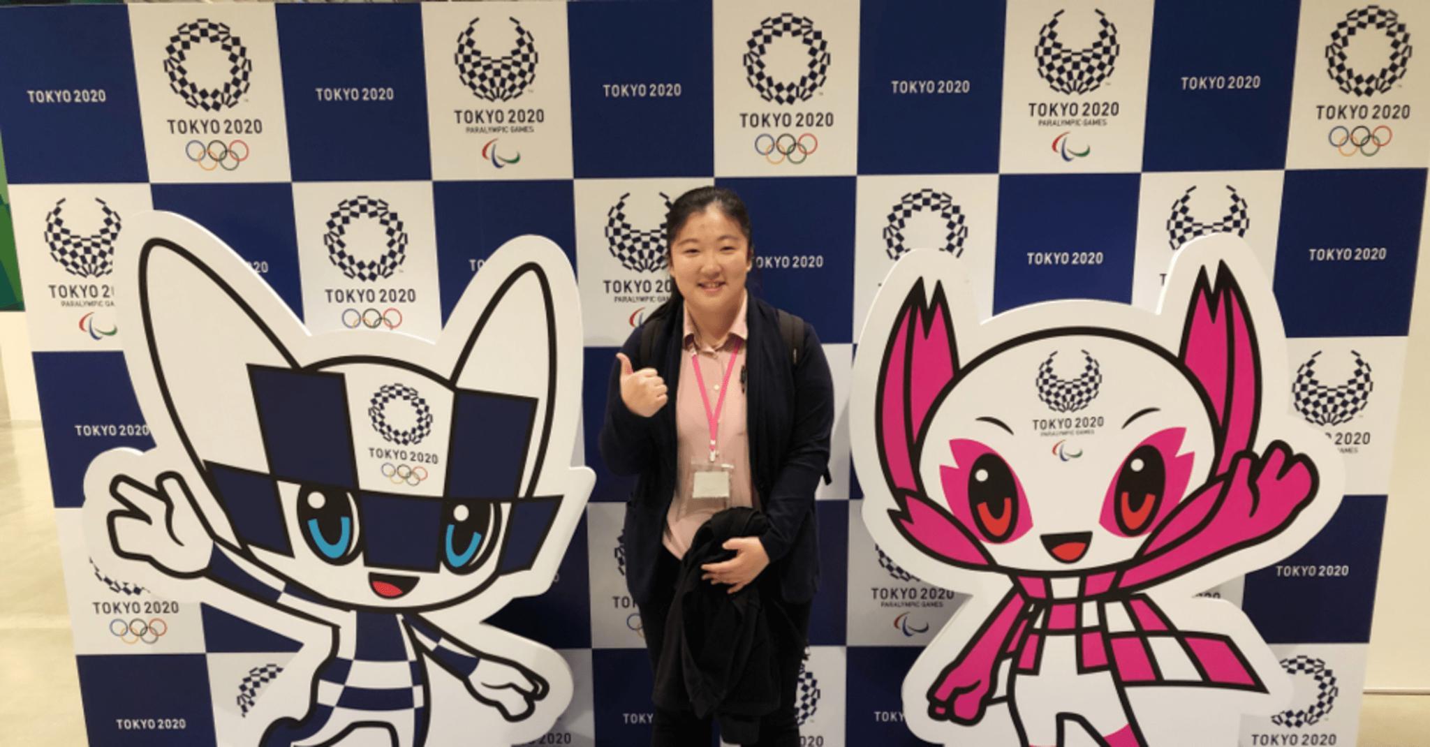 """这位""""不懂体育""""的中国姑娘 成了东京奥运火炬手"""