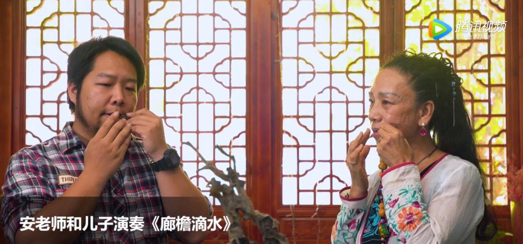 """宁夏的声音--""""口弦皇后""""安宇歌"""