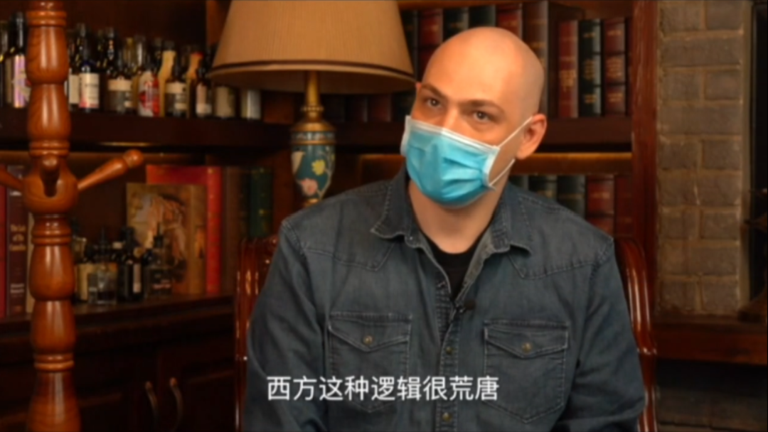 蓝冠:于中国的三大蓝冠奇怪论调连美国网红都看不下图片