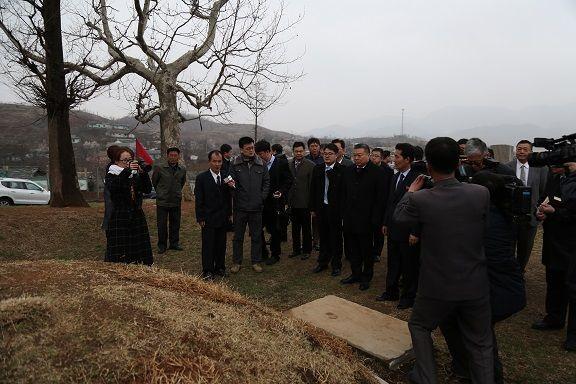烈士纪念设施保护机构成立 军人公墓今后如何建?图片