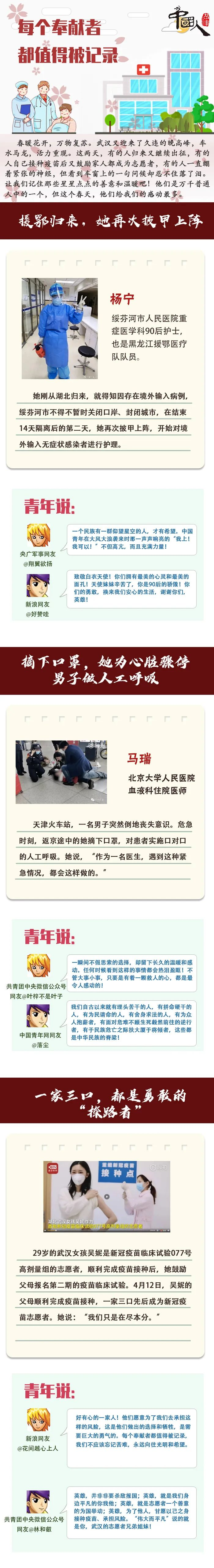 中国人的故事 | 每个奉献者都值得被记录图片