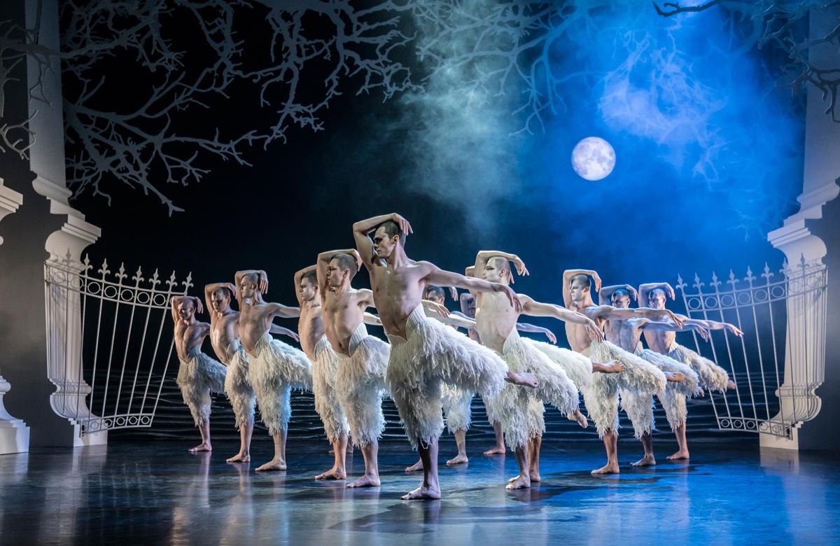 马修·伯恩三部经典舞剧本周起上线,同步开启在线教学图片