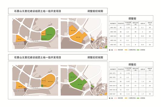 因发现重要古墓群 北京石景山相关地块控规将调整图片