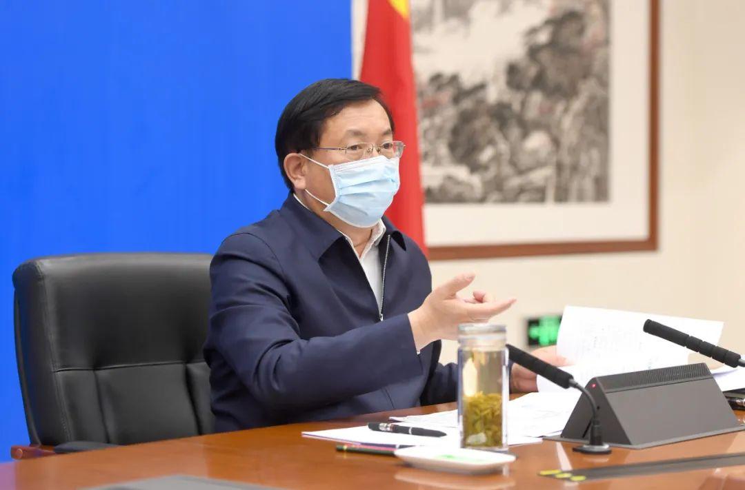 武汉召开市委常委会会议,传达学习中共中央政治局会议精神图片