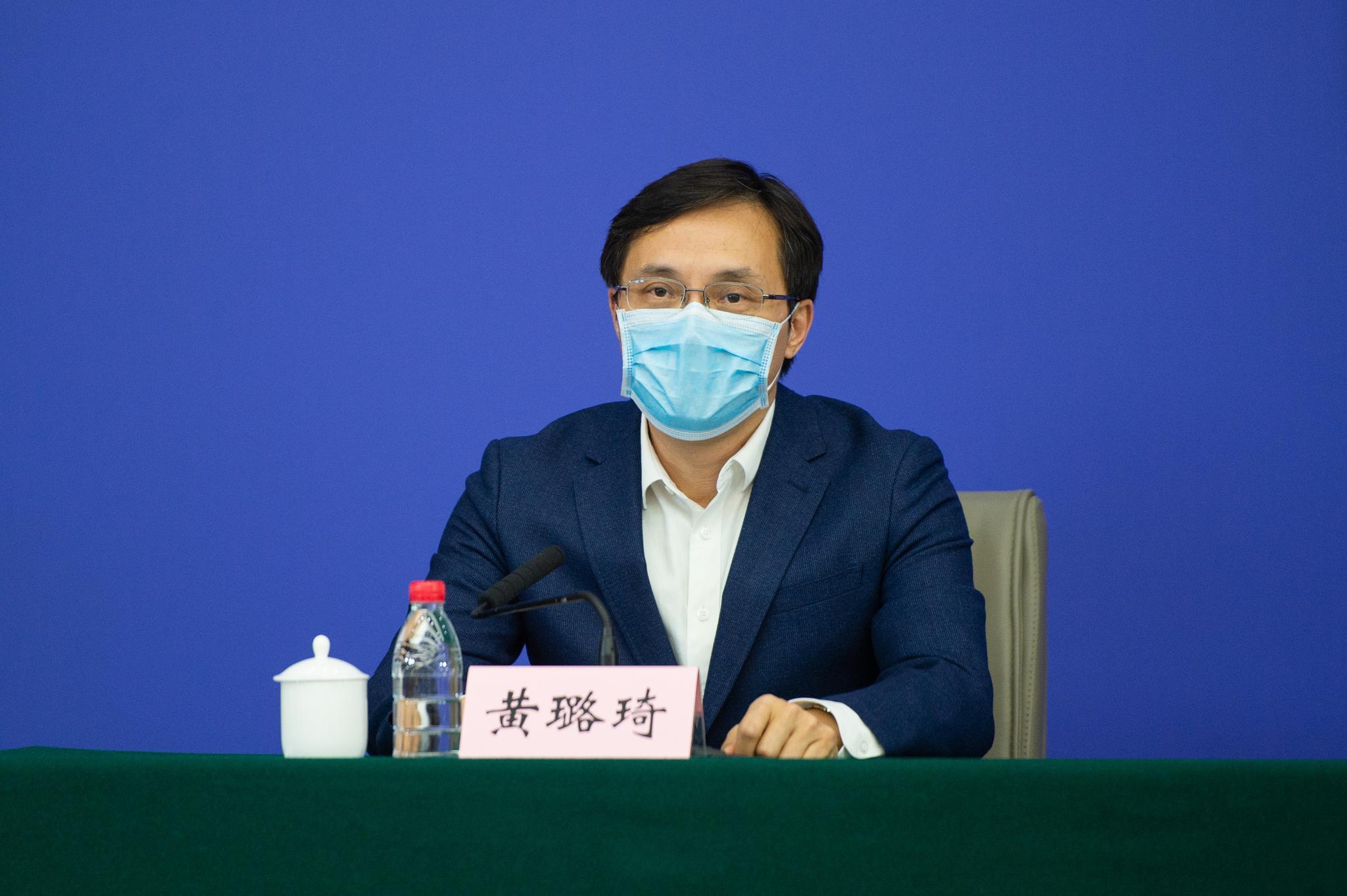 中国工程院院士、中国中医科学院院长黄璐琦。受访者供图