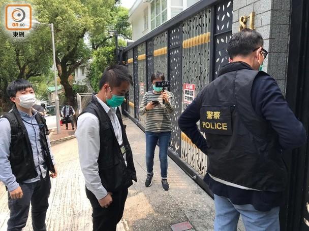 黎智英跑路,李柱铭落网!香港警方今早突袭抓捕乱港头目图片