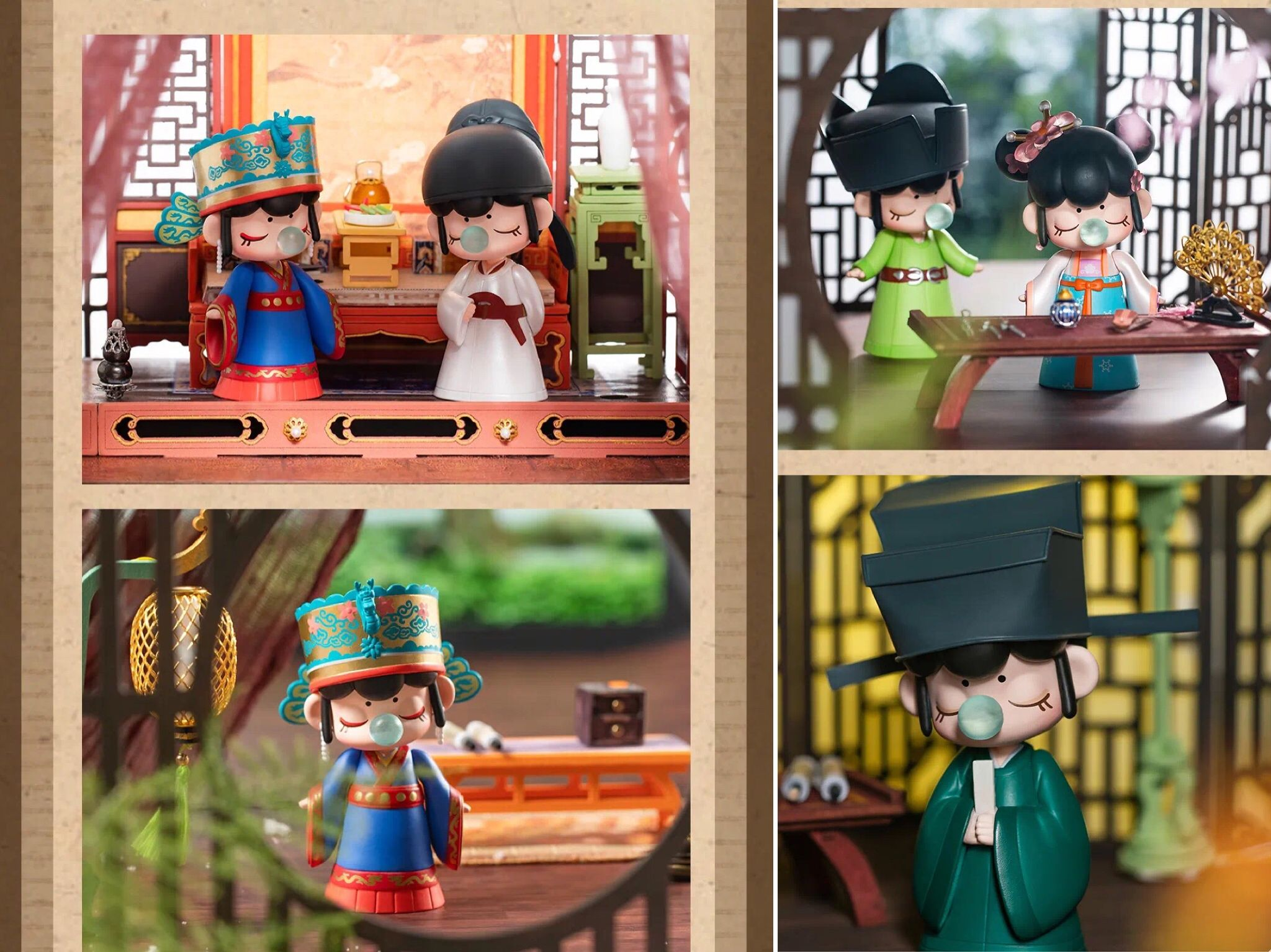"""上新│""""小黄人""""系列亮相乐高,《清平乐》进军盲盒界图片"""
