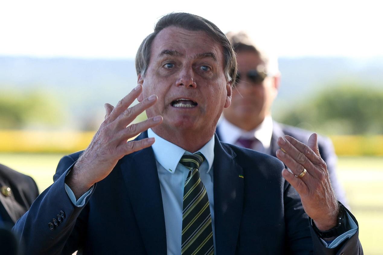 巴西国会催促总统府于30天内提交总统博索纳罗新冠病毒检测报告