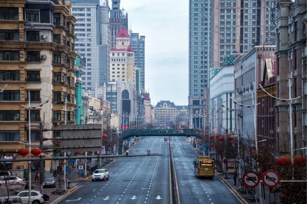 哈尔滨 图片泉源:摄图网