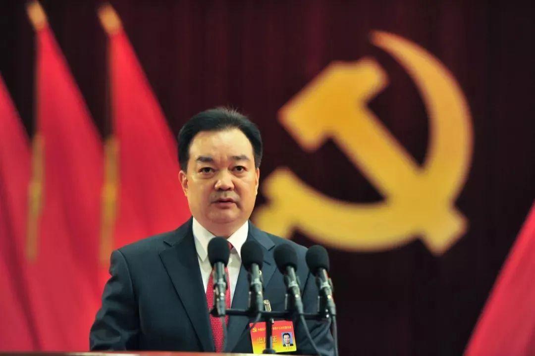 """调任新疆一年后,他出任这支""""特殊部队""""的党委书记图片"""