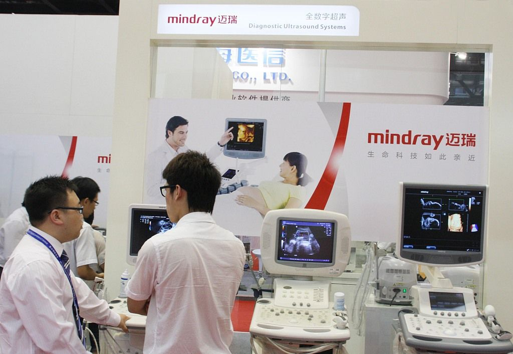 海外订单急增,手握有创呼吸机的迈瑞医疗市值已破三千亿图片