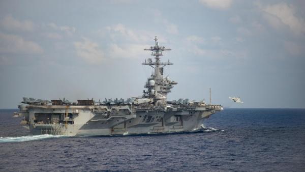 美罗斯福航母疫情蔓延舰长写信求援 防长:没看信,不疏散