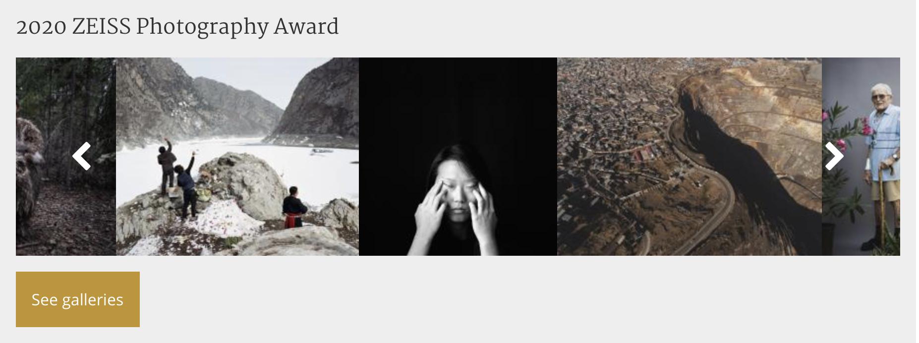 2020年蔡司摄影奖结果公布,对话入围中国摄影师王攀图片