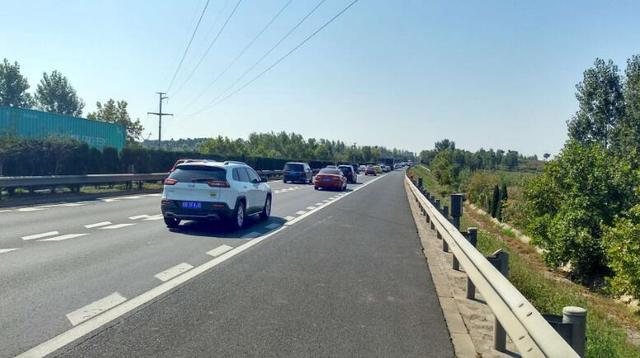 青岛同三高速交警发布2020年清明节假期出行安全攻略