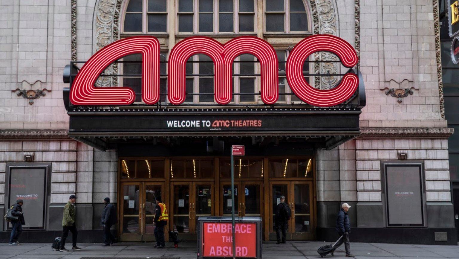 美国最大院线AMC总裁希望本土影院能在6月中旬重开图片