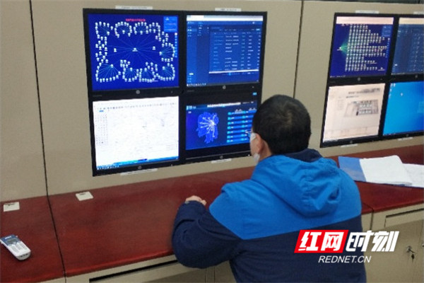 湖南省地面气象观测业务进入全面自动化