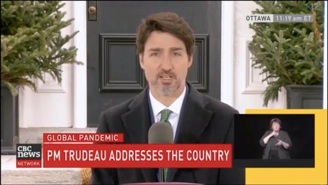 加拿大的感谢来了!收到中国企业捐赠物资,连总理都下场致谢了