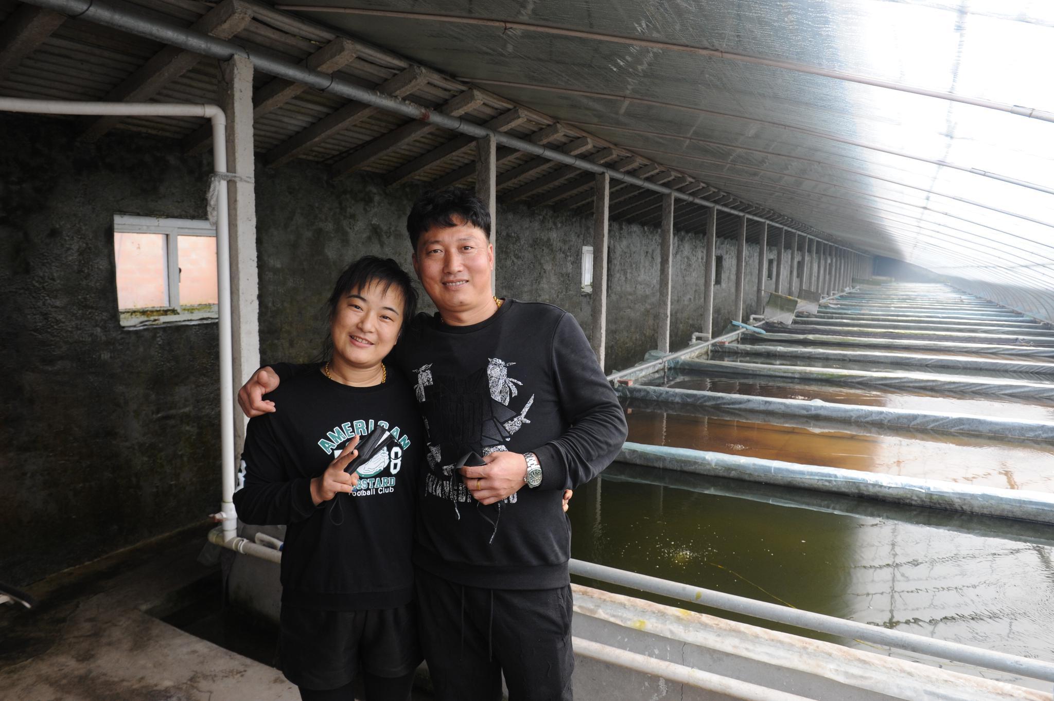 【开复工】拿出300个客户源让观赏鱼养殖户渡难关