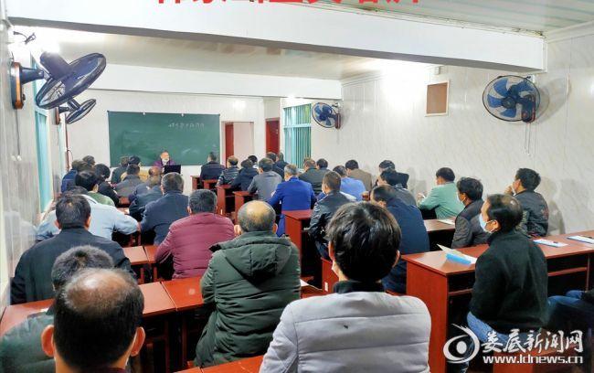 新化县应急管理局送培训进企业助力复工复产