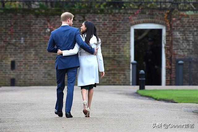 哈里王子和梅根王妃正式卸任,给大家写了一封告别信!