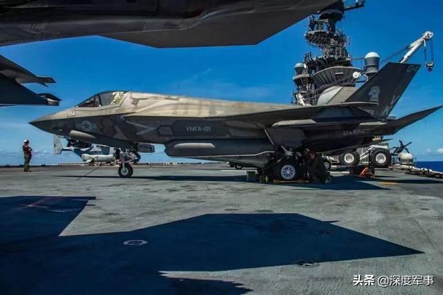 不供应呼吸机,就断供F-35战机?11个盟国要向美国讨说法
