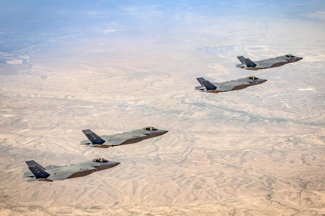 无视疫情急剧恶化,以色列对伊朗趁火打劫,F35连射导弹空袭