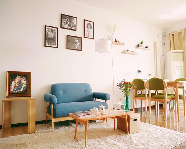 朋友买的89平米三居室,全包一共才花11万,这混搭风格太美了!-先棉祠街小区装修