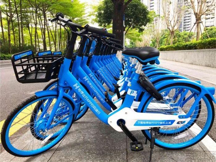 哈啰上线第五代单车,首批300多辆落户广州