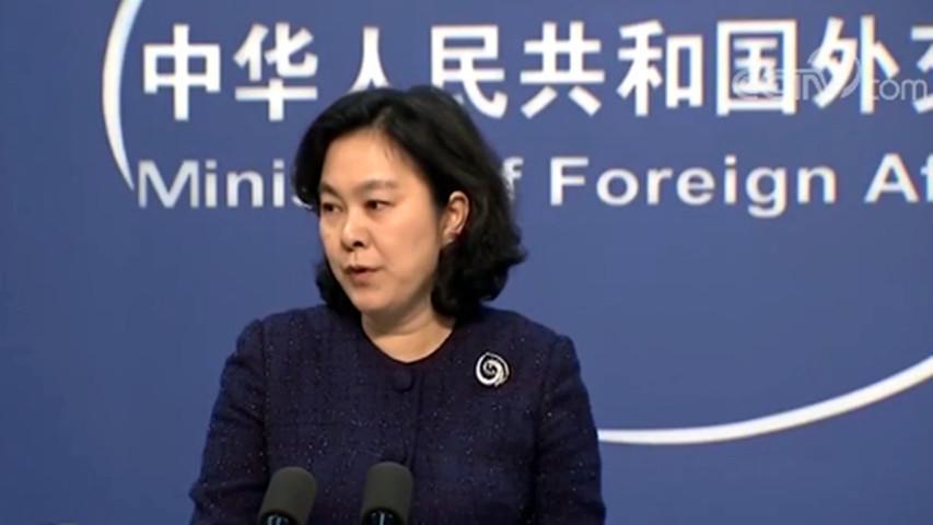美国食品药品管理局拒绝KN95口罩进入美国 中国外交部回应