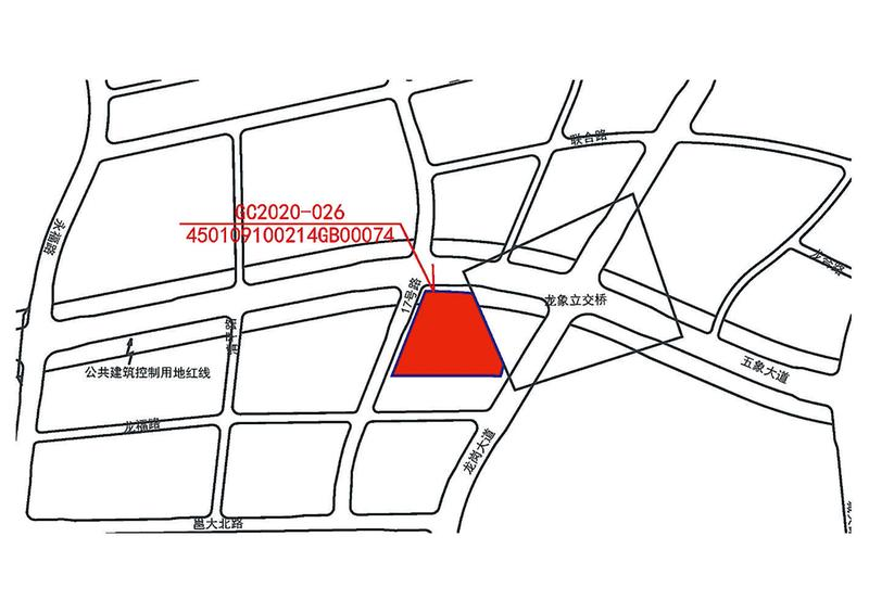 惊喜!南宁这里将建广西商会大厦还有五星级酒店