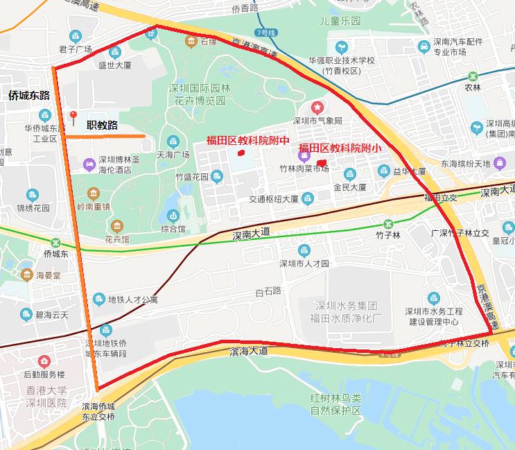 深圳再传好消息!这个区要新建6所公办学校,家长们速戳