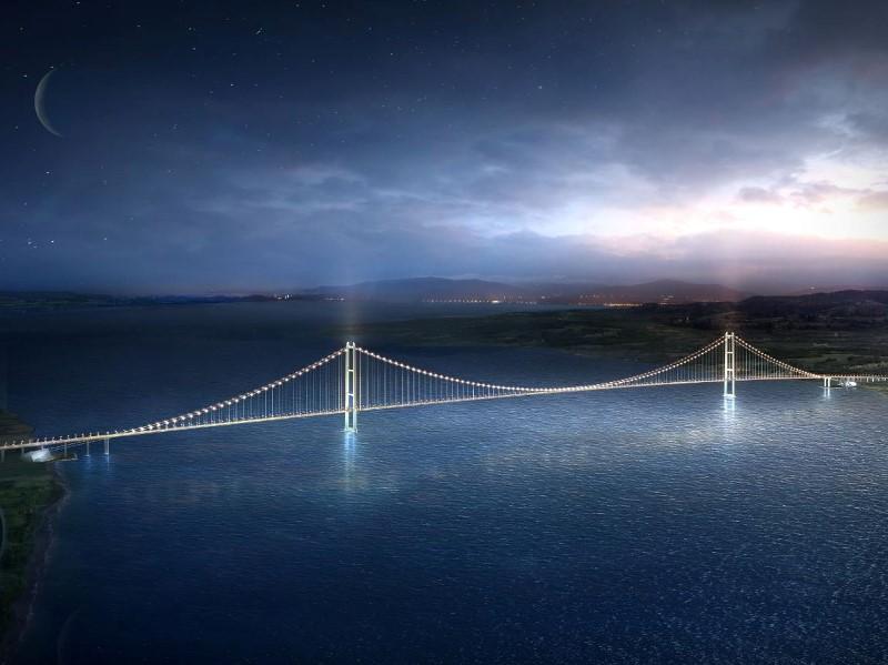 4368米,重113.1吨,世界上最大跨度悬索桥主缆在上海造