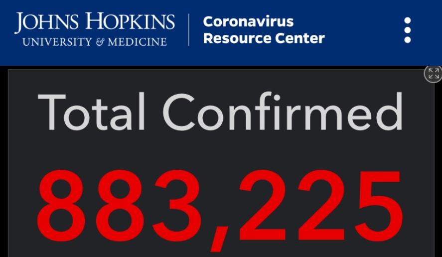 每经23点   全球新冠肺炎累计确诊病例超88万;证监会支持疫情防控措施升级,对符合条件的两类企业加速IPO和再融资审核