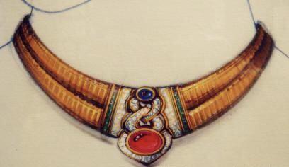 摩登日记|宝格丽,融合了希腊元素的意大利珠宝品牌图片