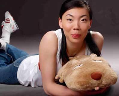 女排奥运冠军张萍 总是走不寻常路