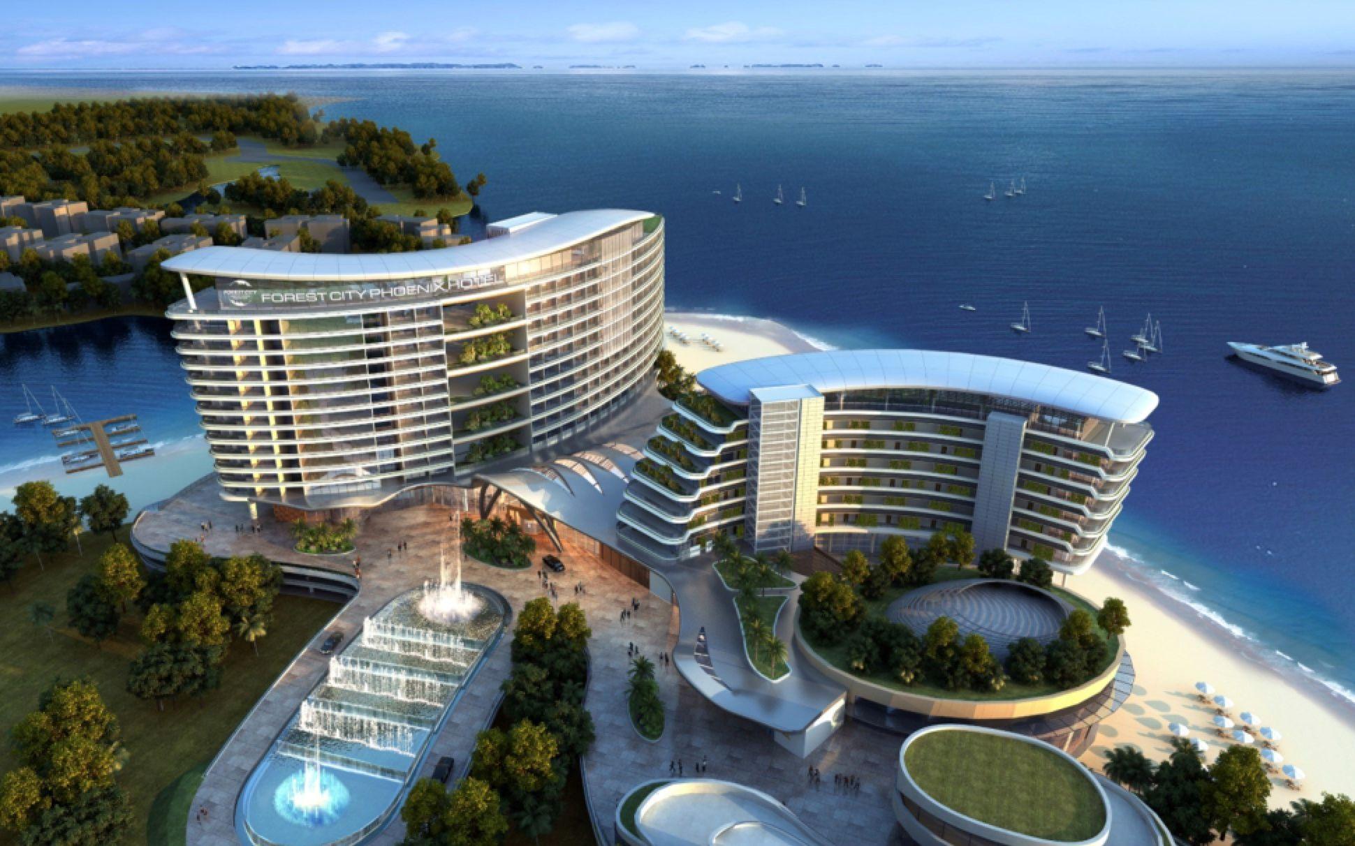 「摩天平台」成立酒店资产摩天平台运营图片