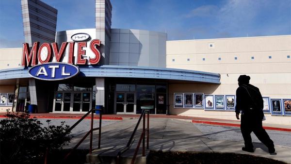 美国佐治亚州宣布允许电影院4月27日重新开放图片