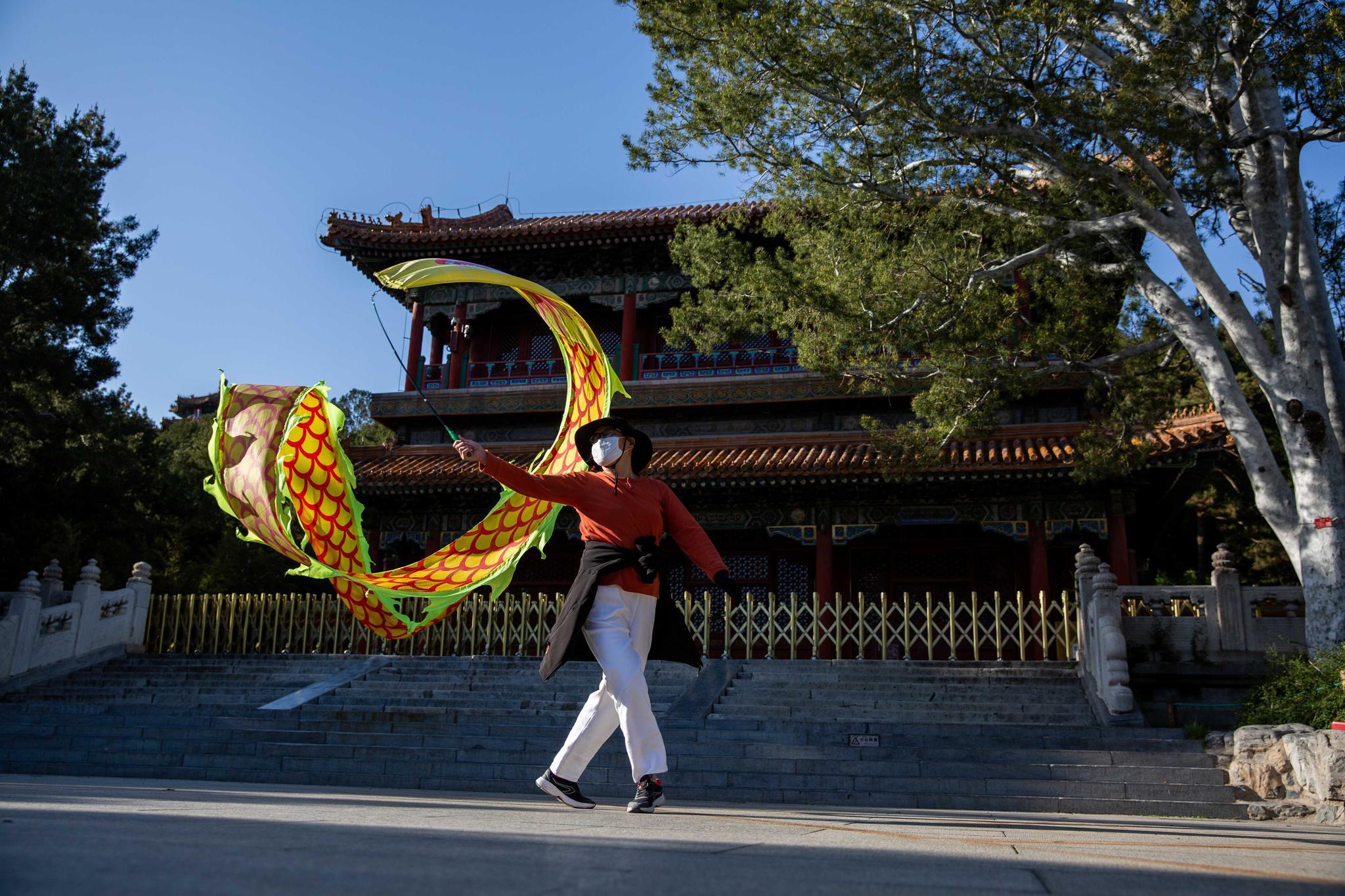 摩天注册,北风劲吹北京蓝天颜值爆表|组图摩天注册图片