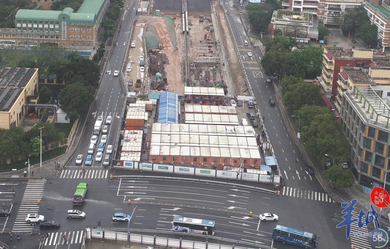 好消息!深圳桂庙路快速化改造工程今年有望竣工