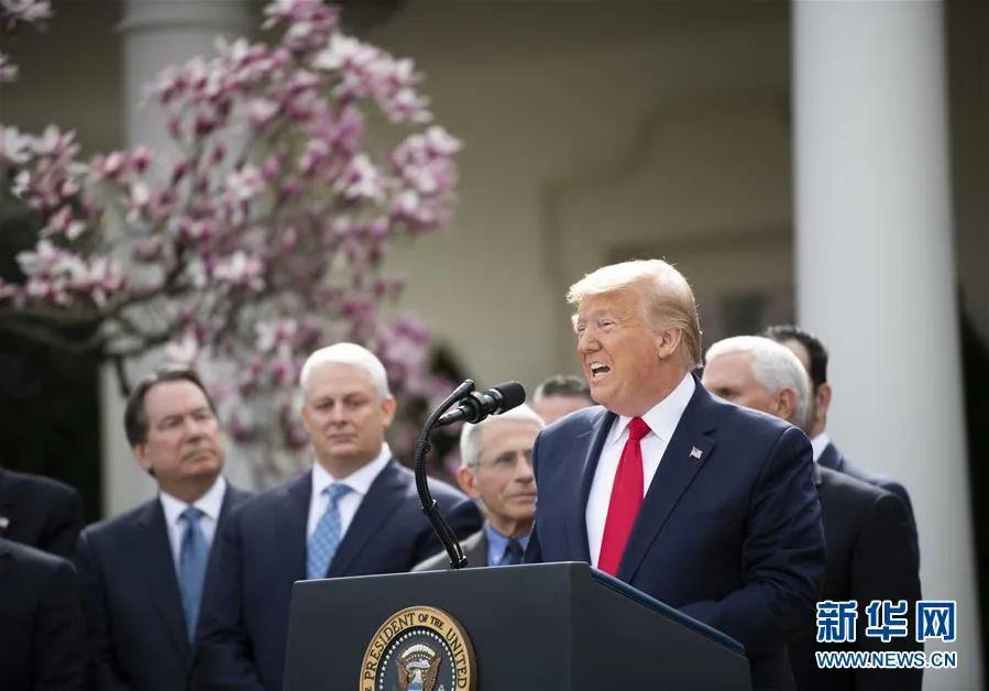 """俄媒:特朗普""""甩锅""""中国是意识形态战图片"""