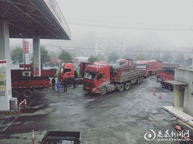 百日攻坚创效,中国石化娄底石油公司金竹山加油站拿出不一样的行动